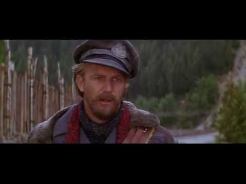 I'm Just a Postman  Kevin Costner quote