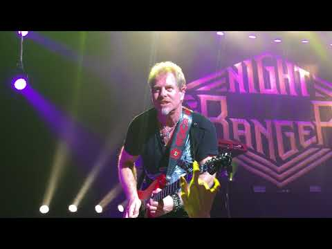 Night Ranger 08/10/2017 Tokyo   When You Close Your Eyes~Don't Tell Me You Love Me