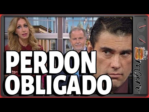 Obligados Eduardo Yanez, Lili Estefan, y Raúl de Molina a pedir perdón