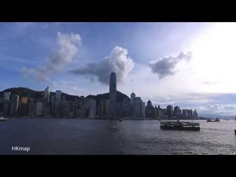 Victoria Harbour @ Tsim Sha Tsui (2)