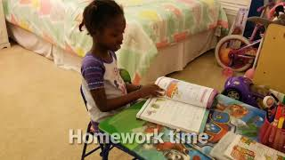 After School Routine with Zuri - Learn Swahili for kids