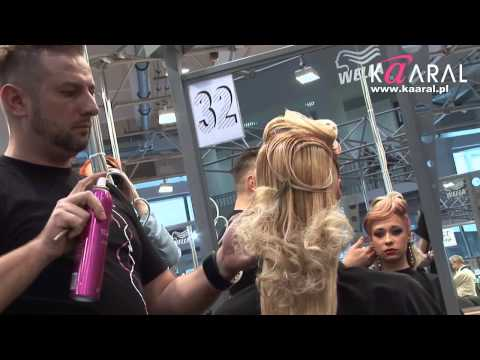 Kaaral Italy 2014: Чемпионат по парикмахерскому искусству