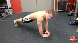 How To: Diamond Push-Up
