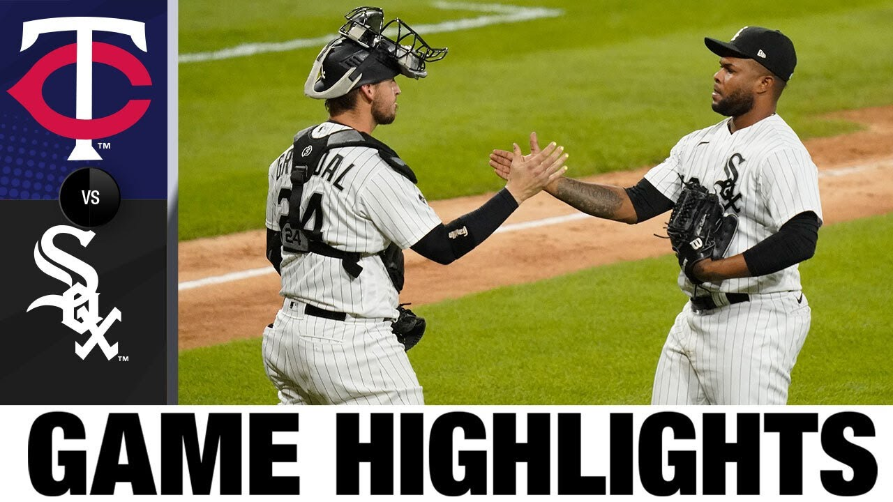 Adam Engel comes up clutch in 3-1 win over Twins | Twins-White Sox Game Highlights 9/14/20