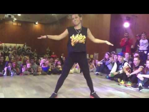 Dasha Dee vs Mary ★ Dancehall battle ★ Funky style stars 7 ★ dance ★ танцы ★