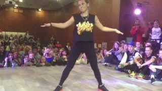Dasha Dee vs Mary / Dancehall battle / Funky style stars 7