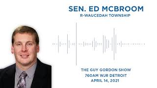 Sen. McBroom talks election reforms on the Guy Gordon Show