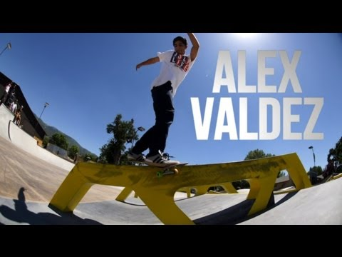 ALEX VALDEZ - WOODWARD 2013 !!!! -