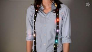 Animated Pixel Suspenders