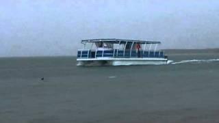 Catamaran Coach Party Boat 50x16