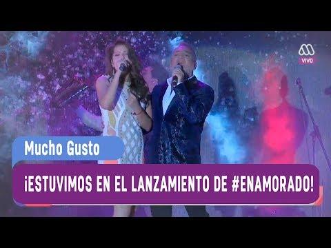 ¡Así fue el lanzamiento del vídeo #Enamorado de Luis Jara!  - Mucho gusto 2017