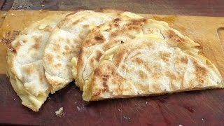 How To Make Quesadillas For A Crowd -- The Frugal Chef