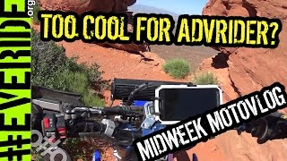 Too Cool for ADVRider? Why I