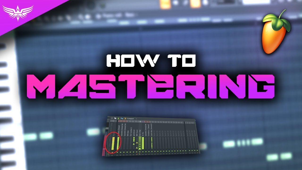 Download How To Master Your Track in 8 Minutes