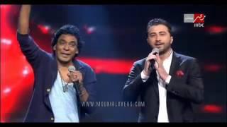 Download Video محمد منير مع المتسابقين ,, سحر المغنى   على صوتك   سو يا سو ,, من برنامج Ara MP3 3GP MP4