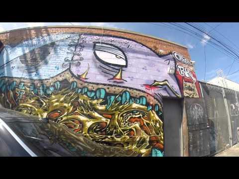 Graffiti L.A Melrose,CALI flavor
