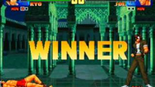 The King of Fighters Dream Match 1999 Game Sample [2] - Dreamcast