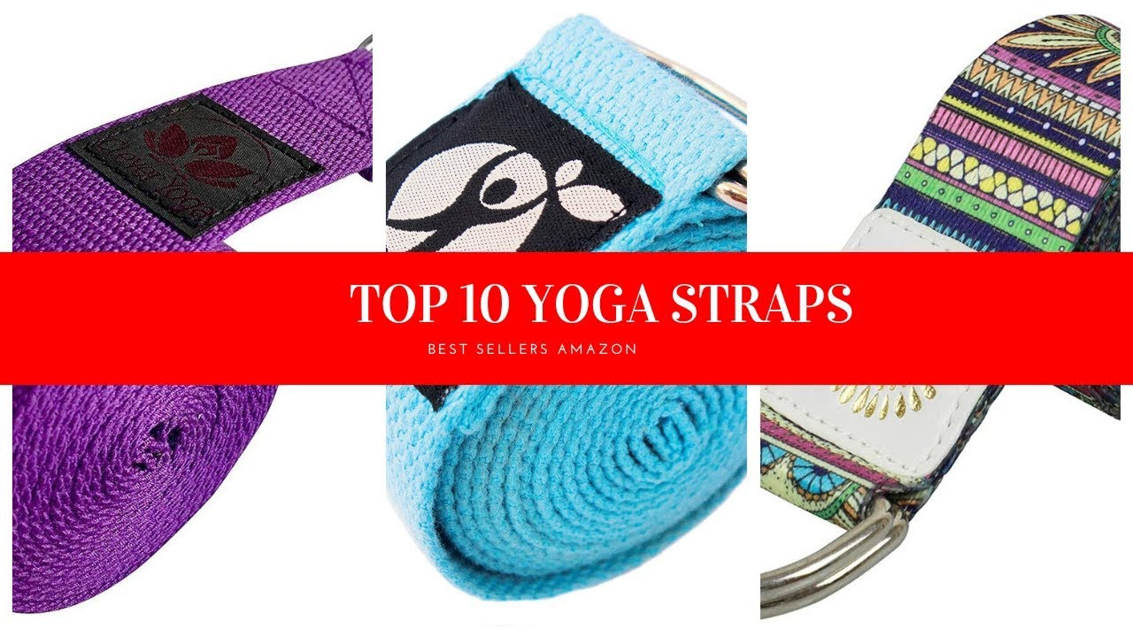 8 ft 1.5 inches Wide 244 cm Exercise Premium Long Repose GOTS Certified Organic Cotton Yoga Strap for Earth and Health Non-Toxic Eco-Friendly Yoga Strap for Stretching Hot Yoga and Pilates
