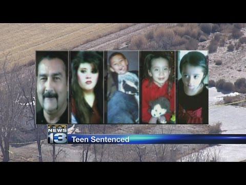 Albuquerque teen who killed his family to remain in state custody until 21