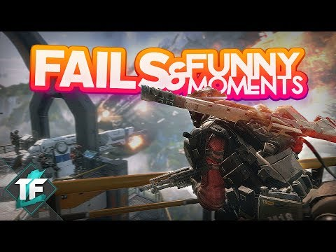 Titanfall 2 - Top Fails, Funny & Epic Moments #13!