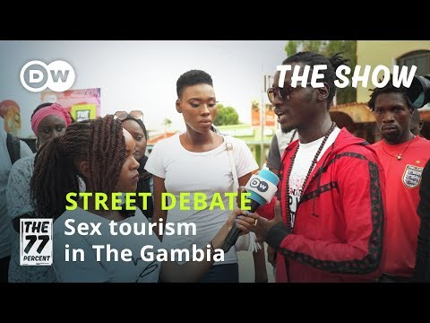 Sex tourism in The Gambia | What Gambians think about sex to