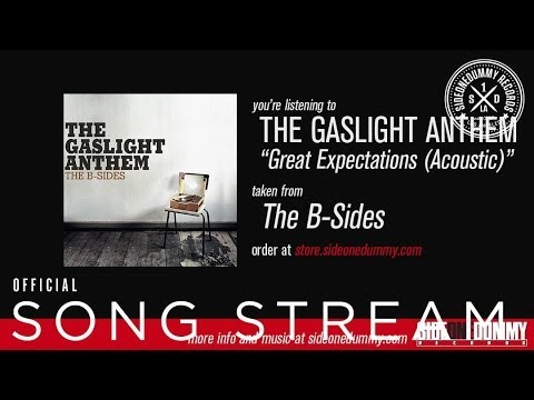 The Gaslight Anthem - Great Expectations (Acoustic)