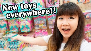 TOY HUNTING - So many new toys EVERYWHERE!!!