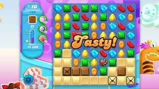 Candy Crush Soda Saga - Level 205 - No boosters ☆☆☆