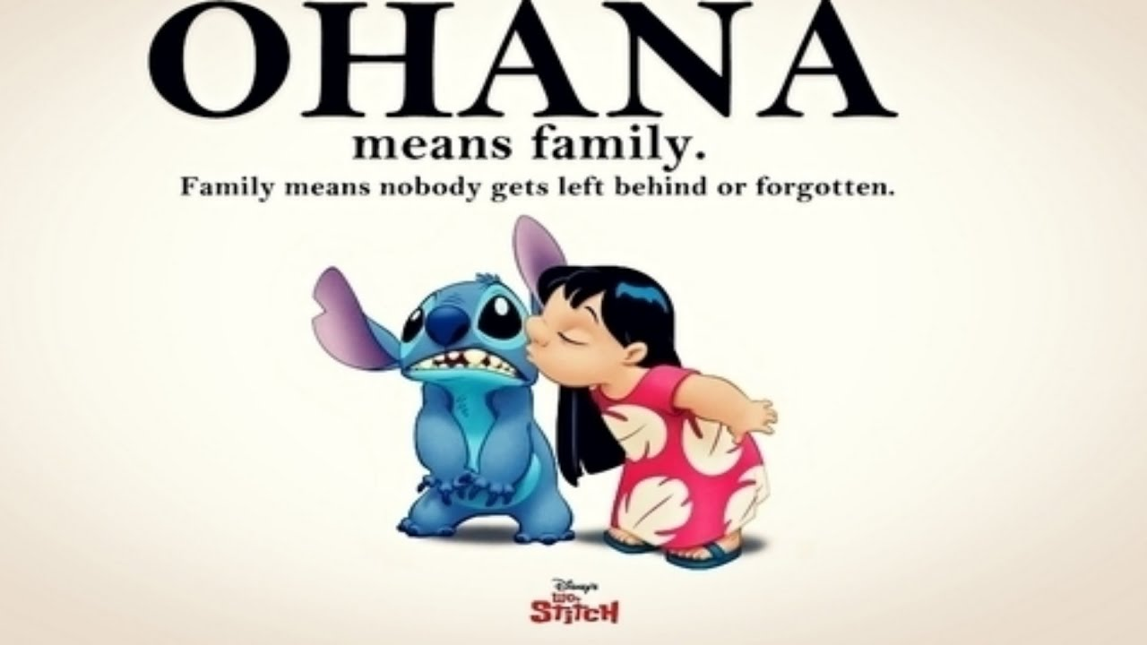 CAN'T RUN FROM OHANA! | Stitch Speed Chase - YouTube