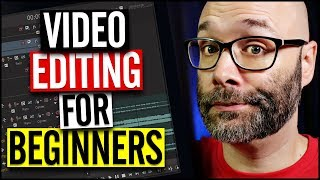 YouTube Video Editing For Beginners