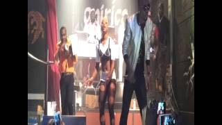Serge Beynaud - Tchokora - live at Mboa club