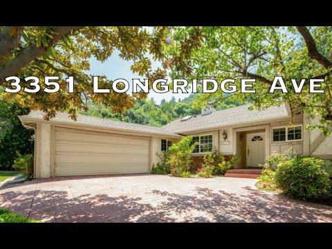 3351 Longridge Ave, Sherman Oaks CA 91423