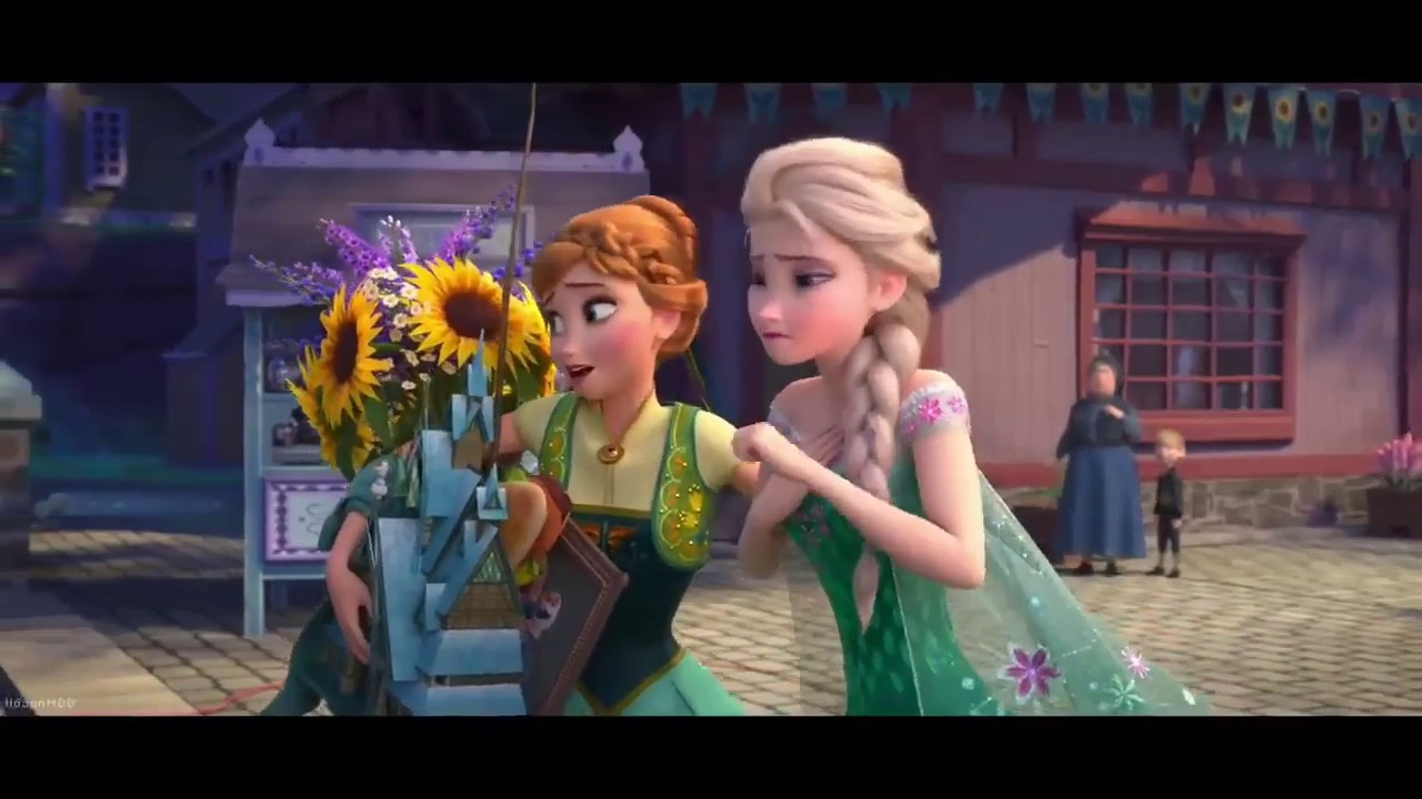 Download FROZEN Fever hindi full Animated Movie | Part-1