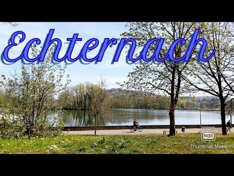 Un paseo por Echternach Luxemburgo || Echternach tour Luxembourg