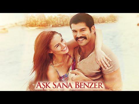Aşk Sana Benzer - Full HD Film İzle - Burak Özçivit & Fahriye Evcen