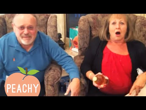 You're Going To Be A Grandma!�� | Pregnancy Announcements To New Grandparents ��