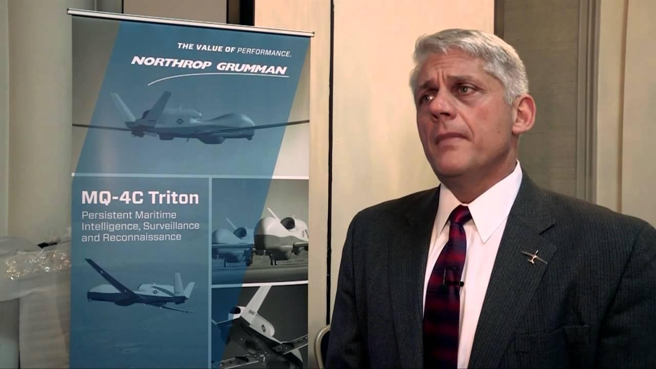 Walt Kreitler, Northrop Grumman Interview - Airborne ISR 2014