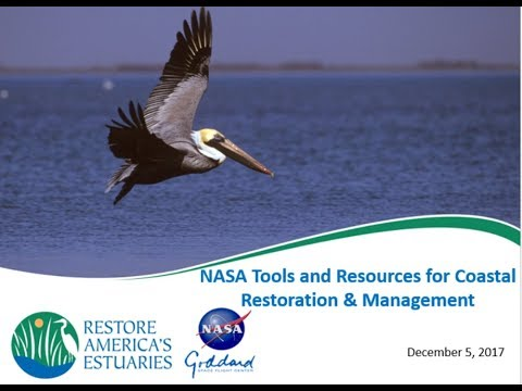 NASA Tools and Resources for Coastal Restoration and Management