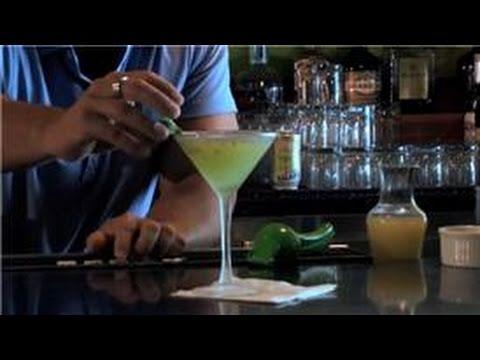 Martini Recipes : Mojito Martini Drink Recipes