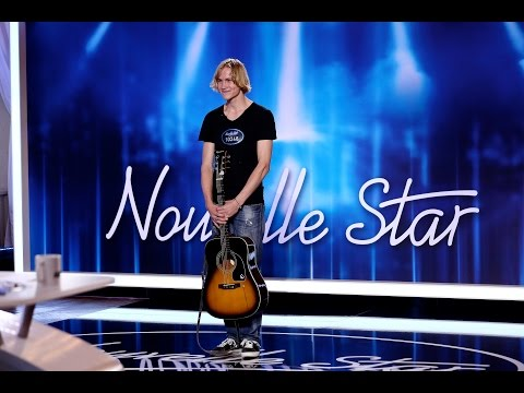 Nelson: Creep - Auditions - NOUVELLE STAR 2015