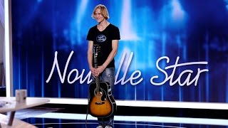 Repeat youtube video Nelson: Creep - Auditions - NOUVELLE STAR 2015
