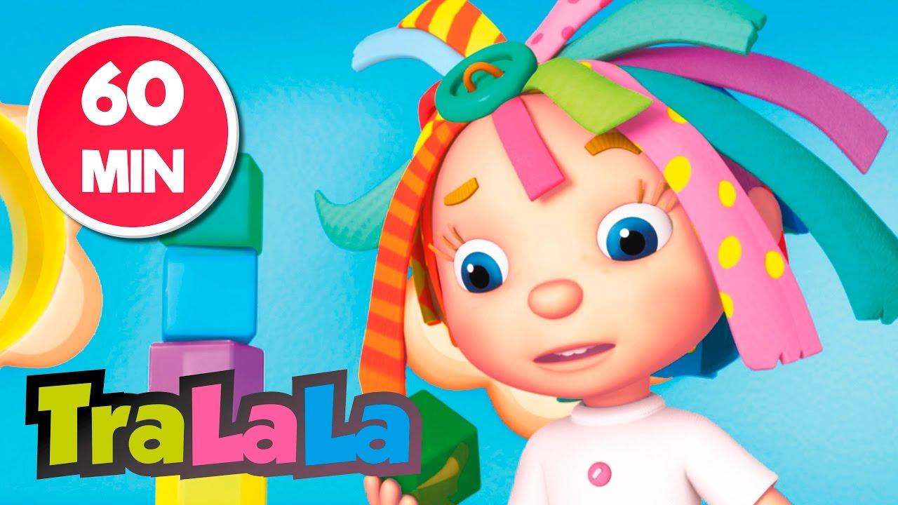 60 MIN - Rosie și prietenii ei (Ep 43- 47) - Desene animate dublate în limba română | Tralala