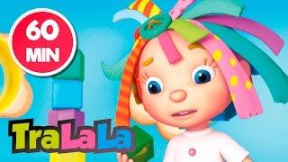 60 MIN - Desene animate pentru copii | TraLaLa