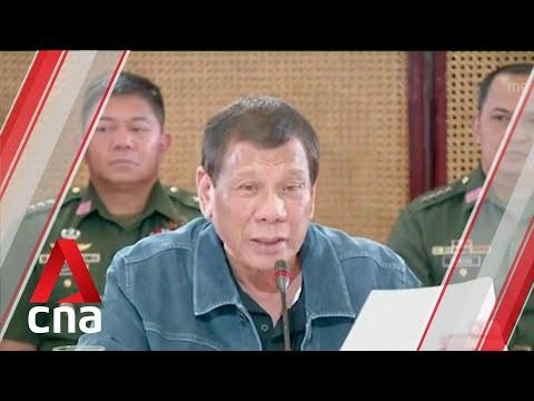 COVID-19: Philippine President