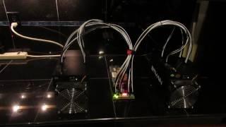 Antminer S3 + GekkoScience Wireless Bitcoin Solo Block Mining