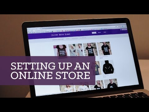 How I set up my online t-shirt store (advice, tips and tricks) | CharliMarieTV