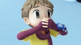 TOBOT English   204 Blazes and Blindspots   Season 2 Full Episode   Kids Cartoon   Videos for Kids