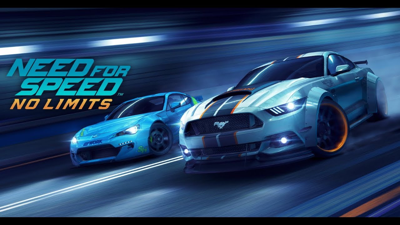 لعبة  Need For Speed : No Limits