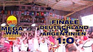 MEGAPARK TV // MEGA WM // FINALE DEUTSCHLAND - ARGENTINIEN 1:0