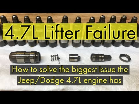 4.7L Hydraulic Lifter and Valve Cover Gasket Replacement - Tips & Tricks to make it EASY